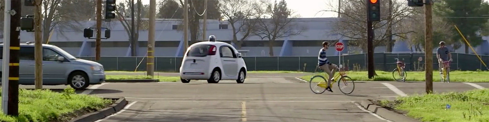 Ready for the Road(Google Self-Driving Car Project)