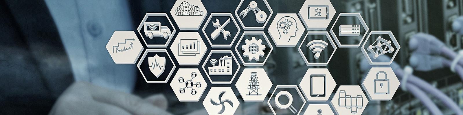 産業 IoT イメージ