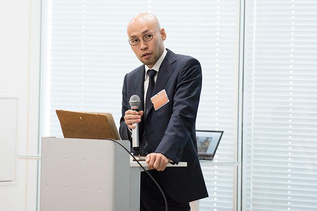 櫻井 航氏(NOKIA シニア・ソリューション・マネージャー)