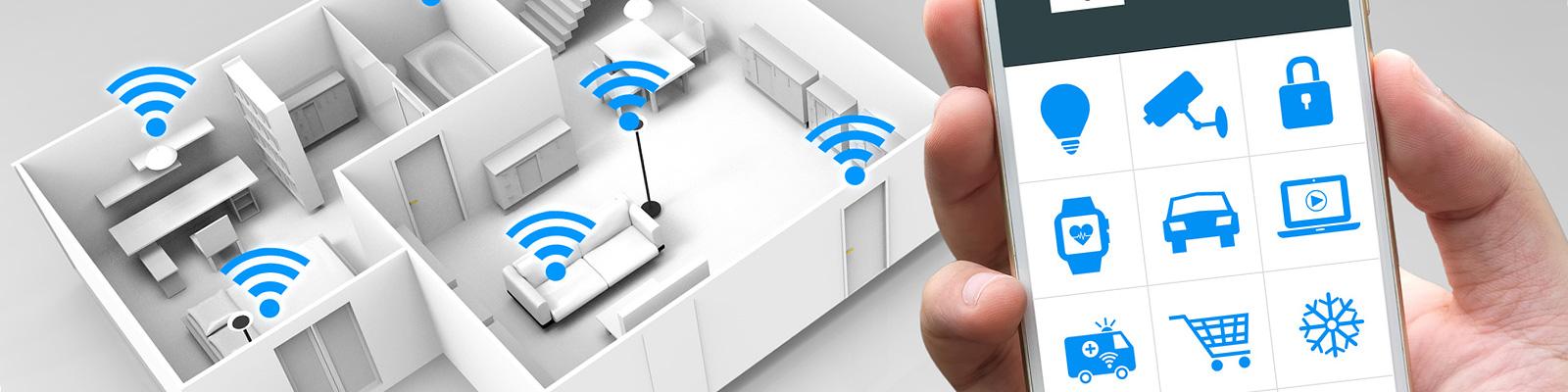 家庭 ネットワーク イメージ
