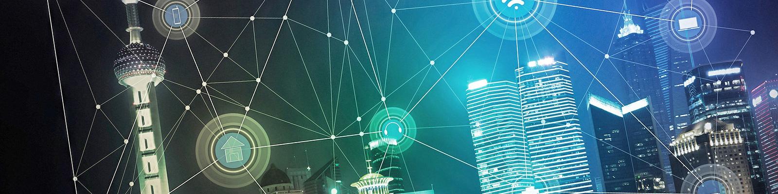 中国 通信 イメージ