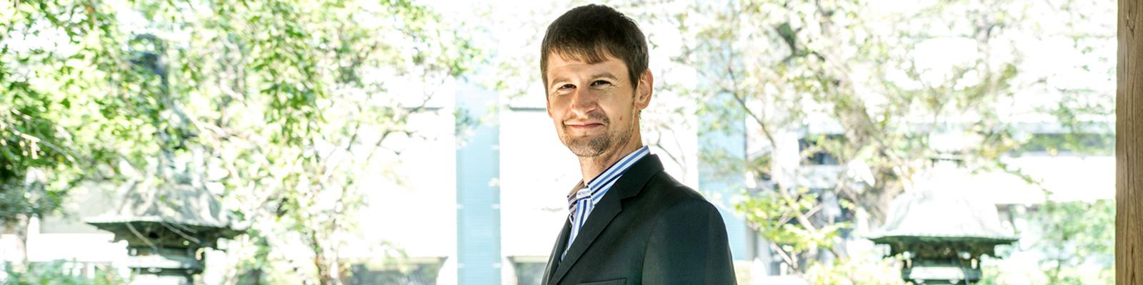 プロセラネットワークス Director, Global Solutions Architect Anton Gunnarsson