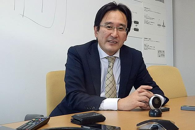 オプテックス株式会社 戦略本部 開発センター長  中村明彦氏