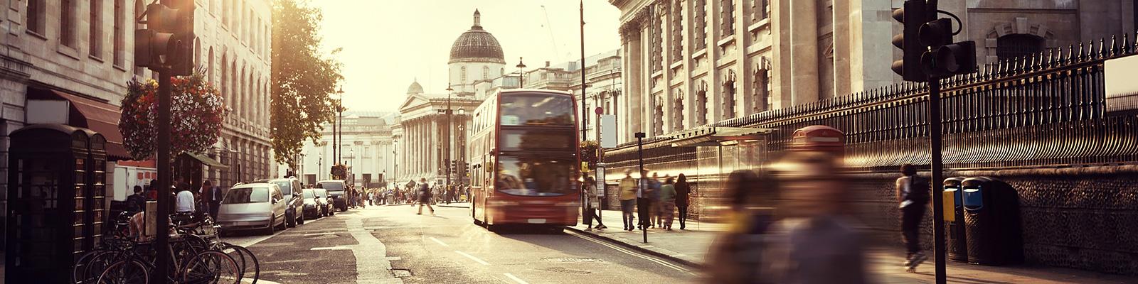 ロンドン 自動車 イメージ
