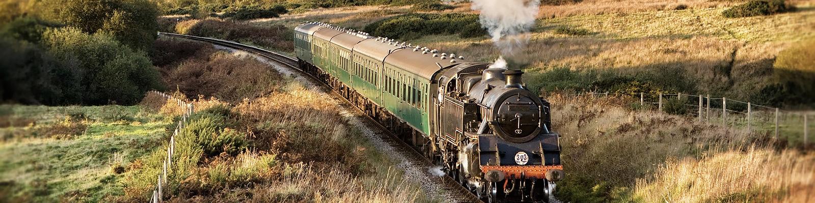 蒸気機関車 イメージ