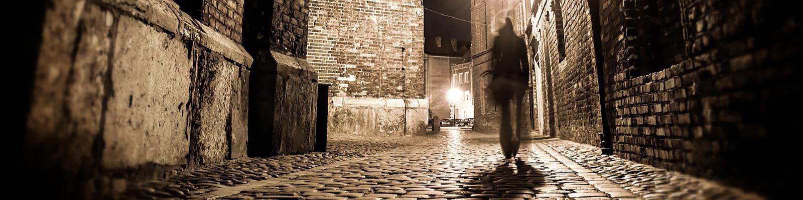 ロンドン 夜 治安 イメージ