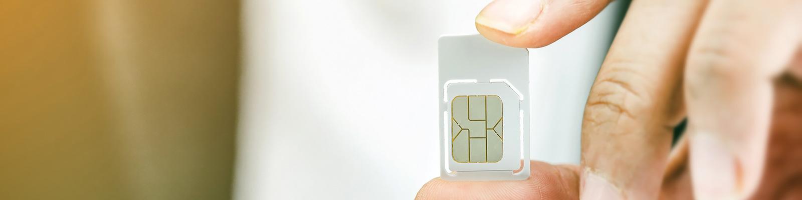 SIMカード イメージ