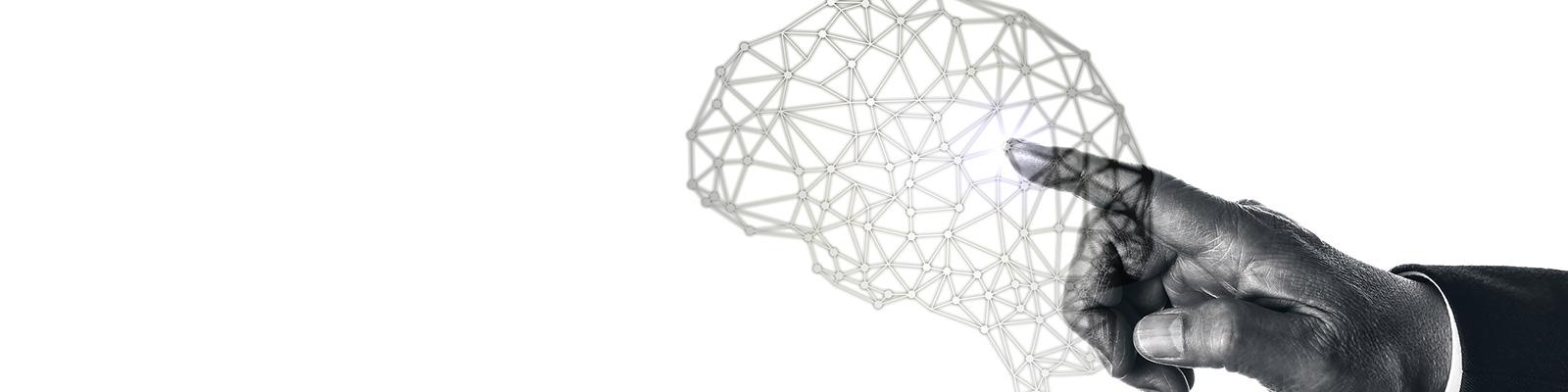 脳 AI イメージ