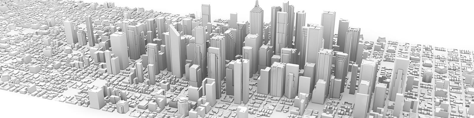 都市 基盤 イメージ