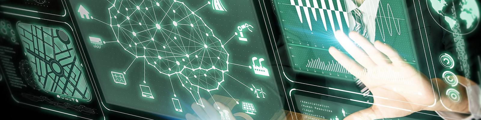 セキュリティー AI イメージ