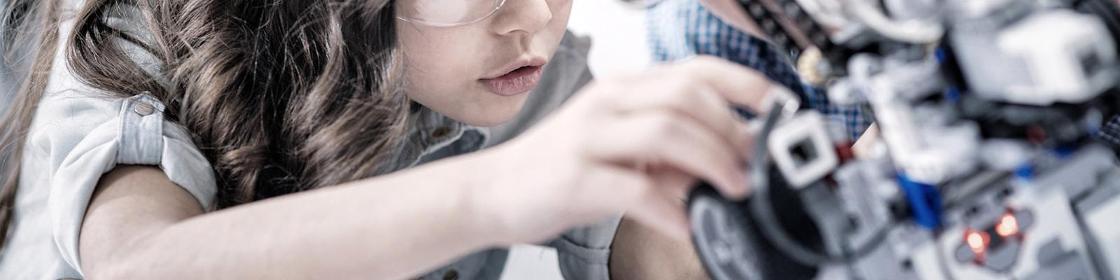 メカニズム 子ども 学習 イメージ