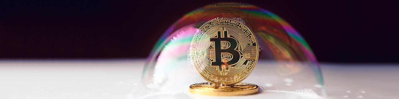 ビットコイン バブル イメージ