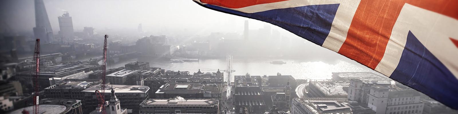 ロンドン 国旗 イメージ