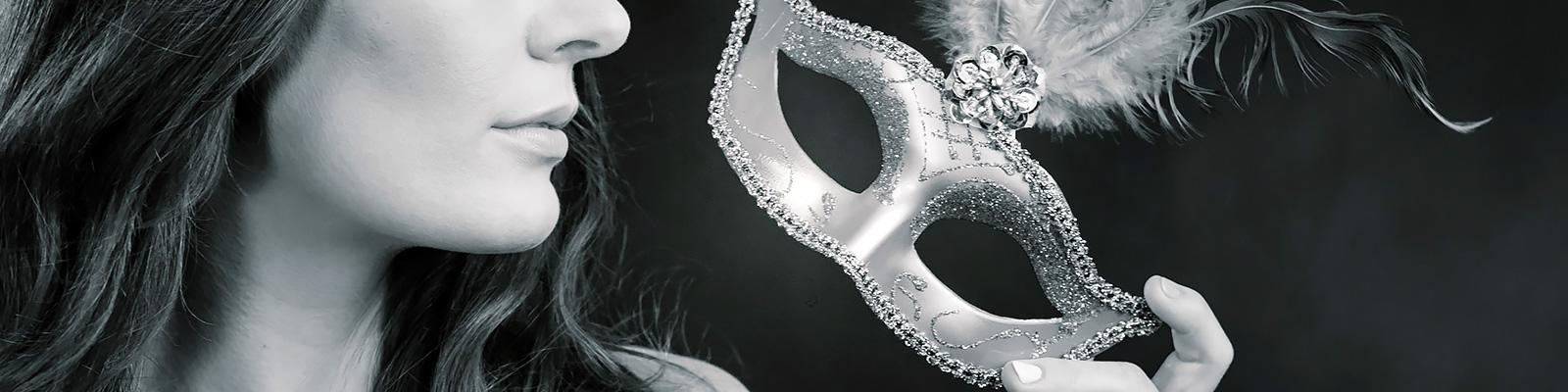 マスク 感情 イメージ