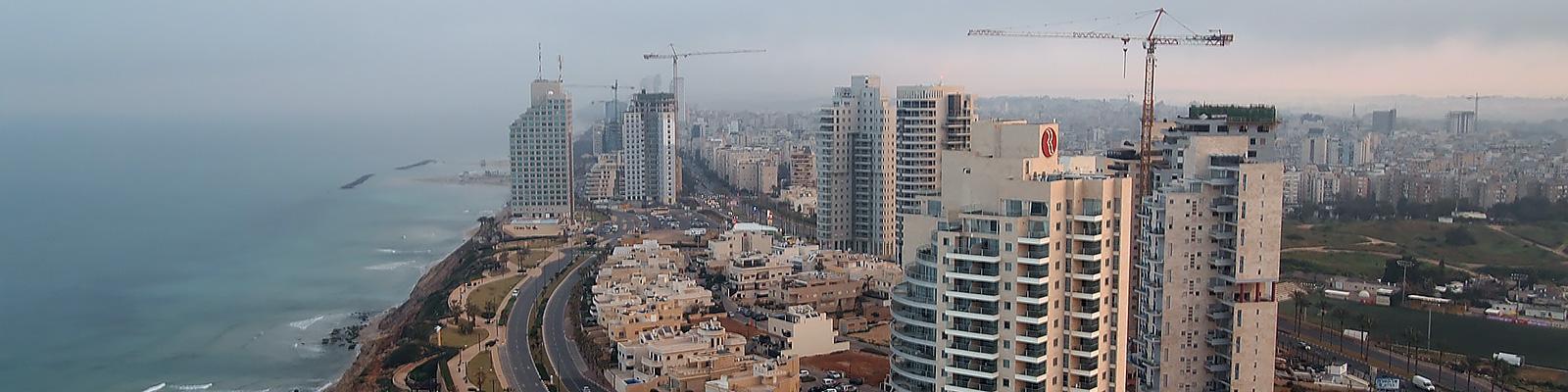 イスラエルの風景