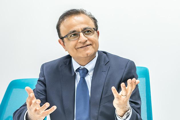 Samir Marwaha(Chief Marketing Officer)