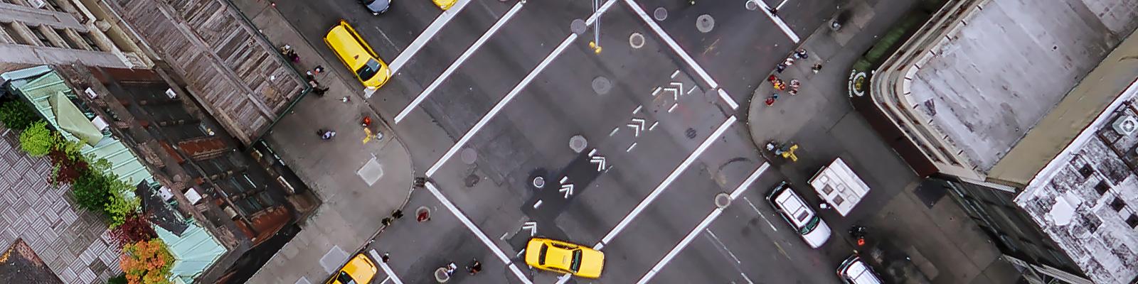 道路 自動車 タクシー