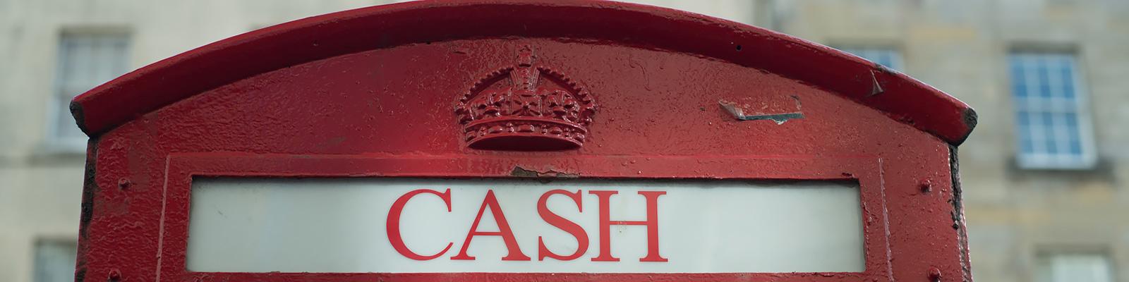 ロンドン ATM イメージ