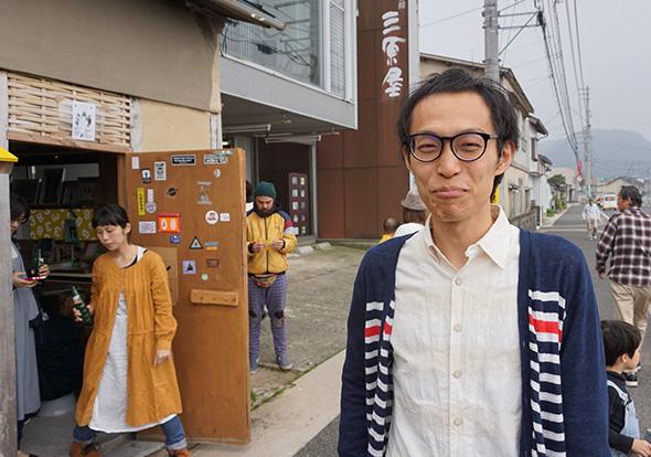 中森圭二郎さん