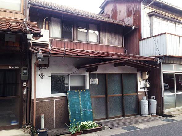 中森さんのご自宅兼塾「松崎ゼミナール」