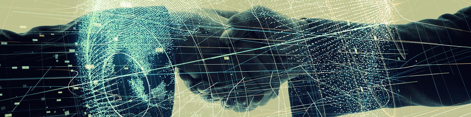 ビジネス テクノロジー イメージ