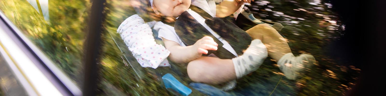 車内 赤ちゃん イメージ