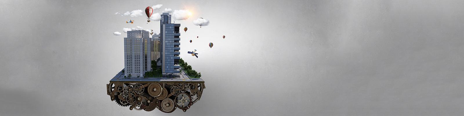 ビルディング エネルギー イメージ