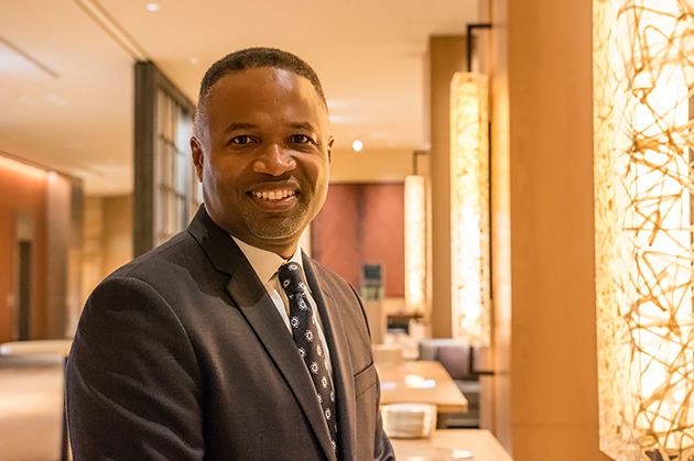 Founder of WiConnect LLC (formerly VP Corporate Development for Transit Wireless) Brian D Jacks氏