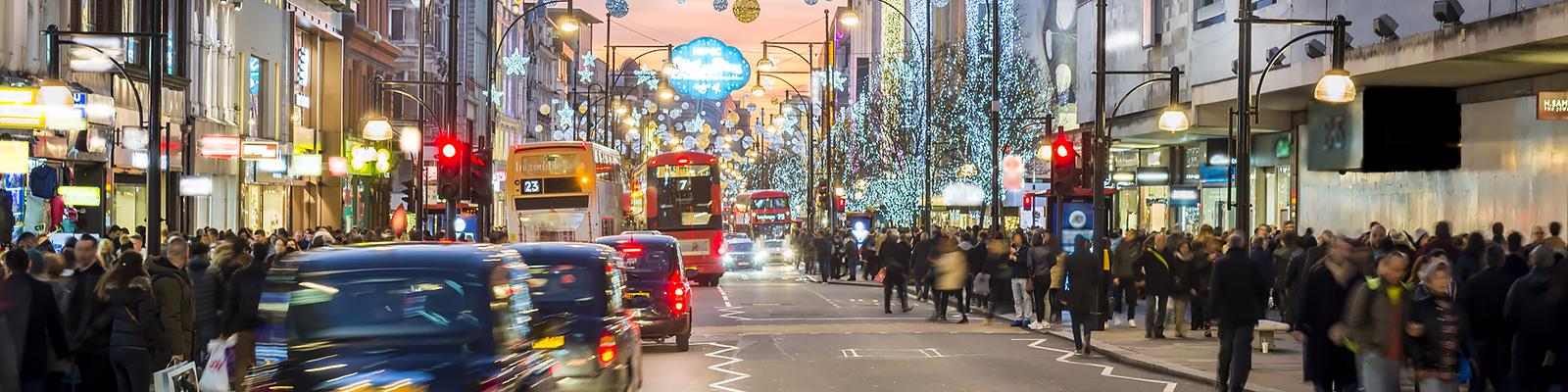 ロンドン 年末 イメージ