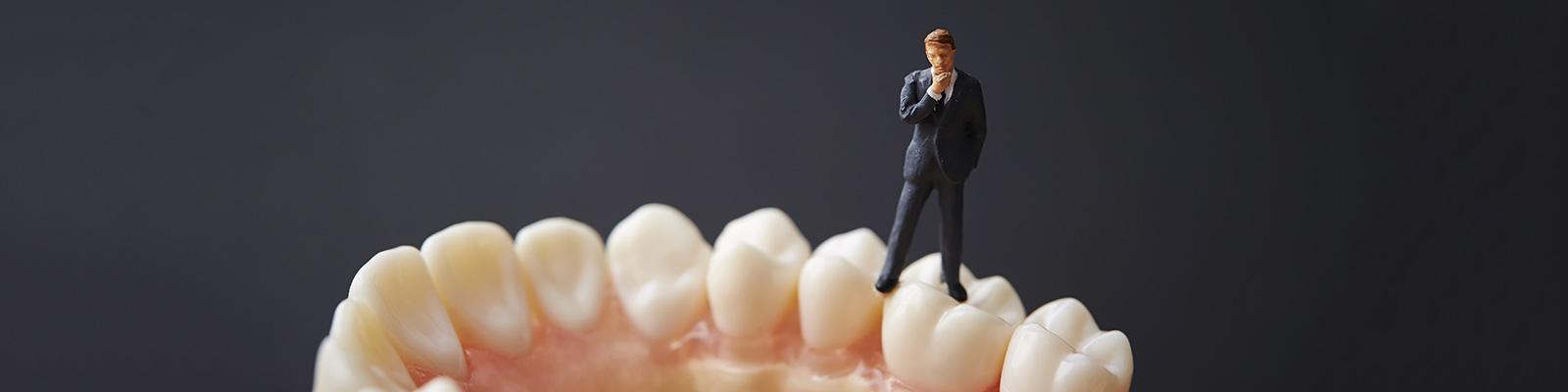 歯 診断 イメージ