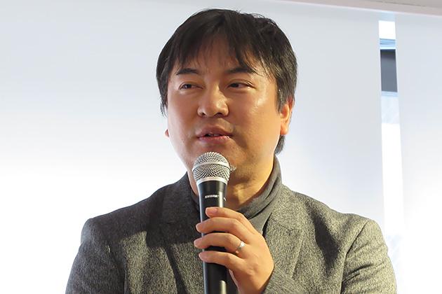 ゼロニウム 代表取締役 伊藤茂之氏