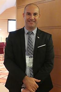 在日イスラエル大使館経済部上席商務官Assaf Marco氏