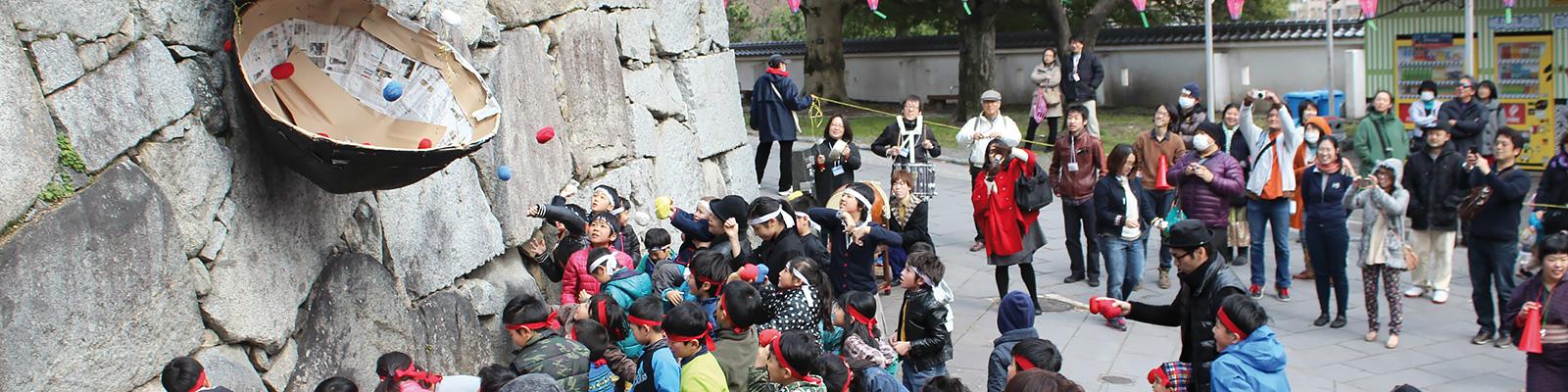 脱外注!文化と歴史を織り込んだ手作りの「祭り」がまちと人を変える – 「風雲!小倉城」