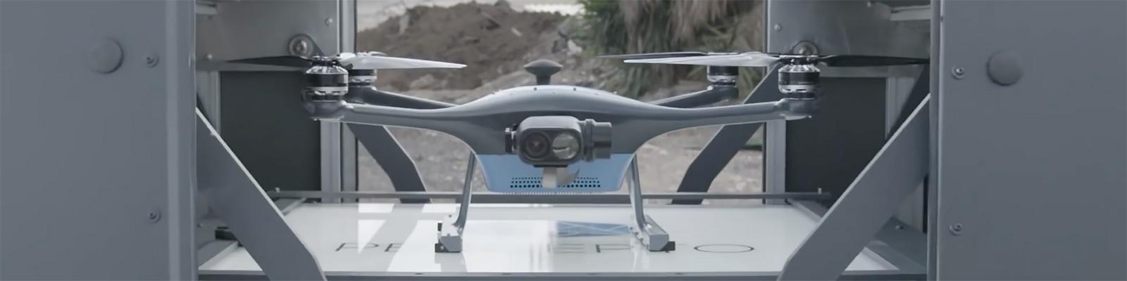 Percepto Autonomous Drones(Percepto - Autonomous Drones)