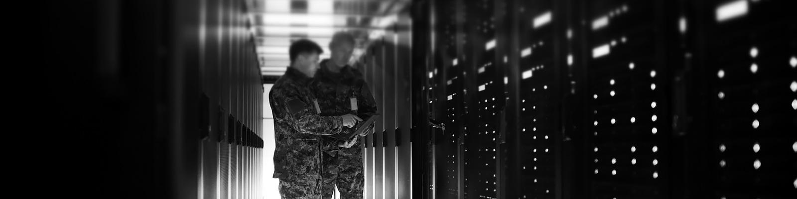 軍事 コンピュータ イメージ