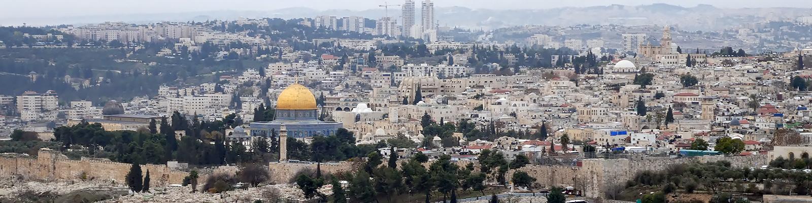 Jerusalem旧市街