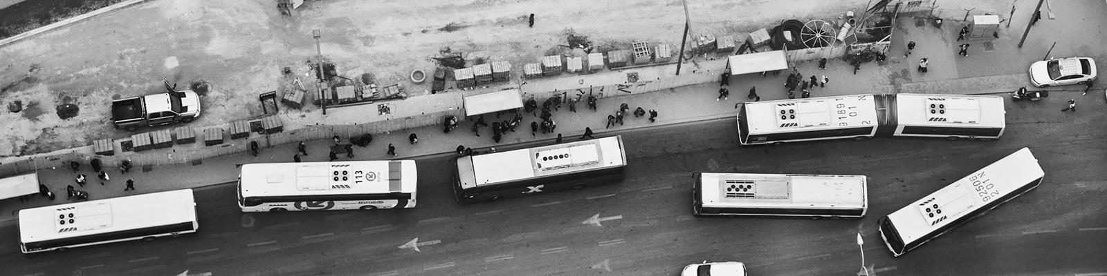 イスラエル バス イメージ