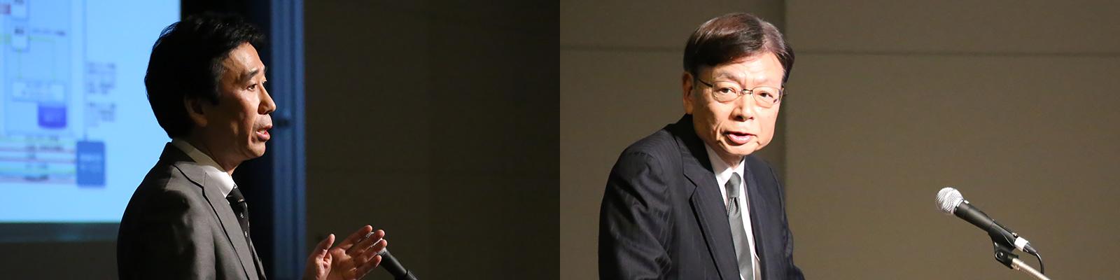 ソリトンシステムズ 取締役副社長 CISO 遊佐 洋氏 / ソリトンシステムズ ITセキュリティ事業部 クラウドサービス技術部部長 正木淳雄氏