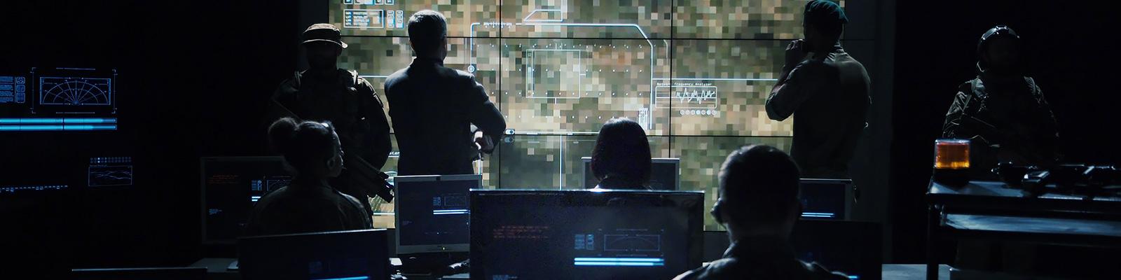 軍事 テクノロジー イメージ