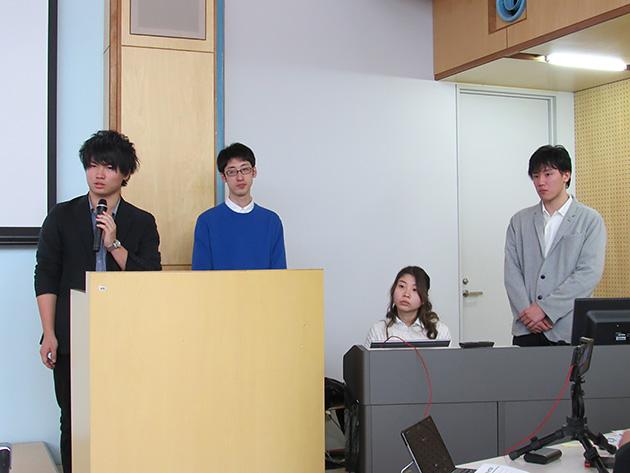 東北工業大学 KITUMAI-HIT50チームの皆さん。
