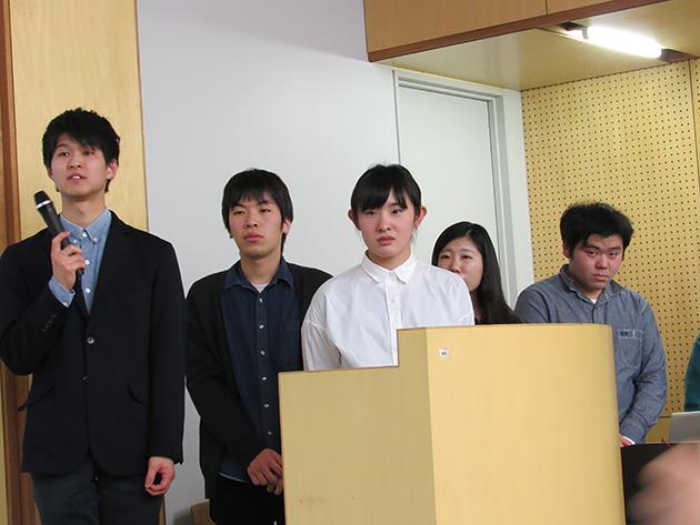 東北工業大学 チームOKOTAの皆さん。