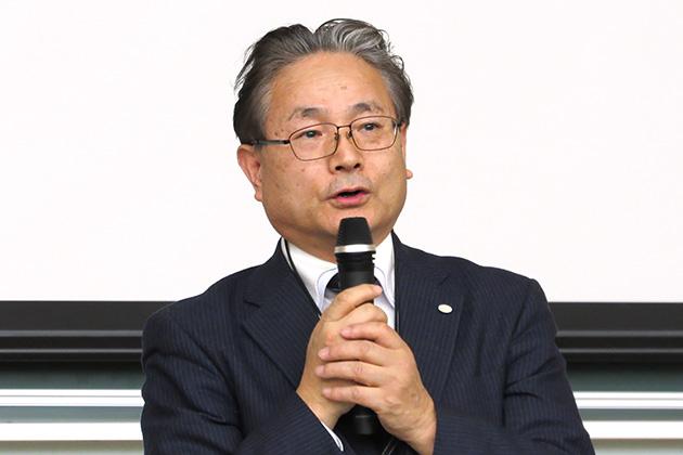 劇団わらび座 代表取締役社長 山川龍已氏