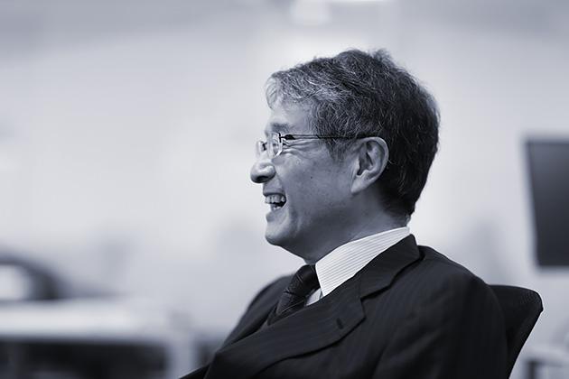 イスラエル工科大学(テクニオン)名誉フェロー IRI 藤原洋氏