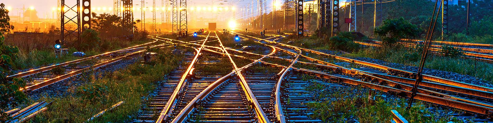 鉄道 ネットワーク イメージ
