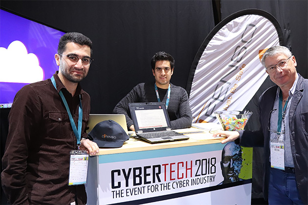 Cybertech TelAviv 2018 レポート(5) Cybertechの目玉、スタートアップパビリオン