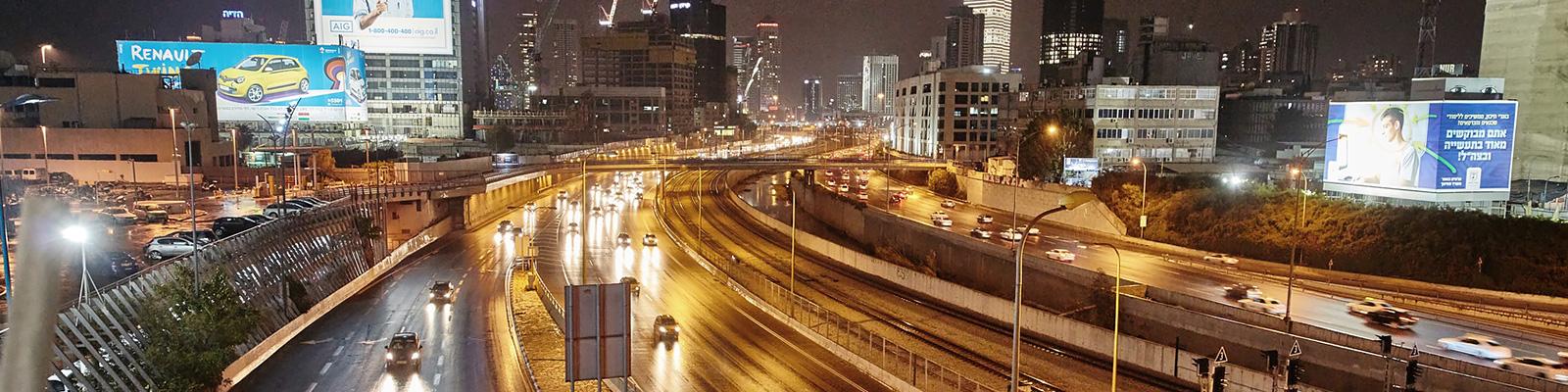 イスラエル 交通 イメージ