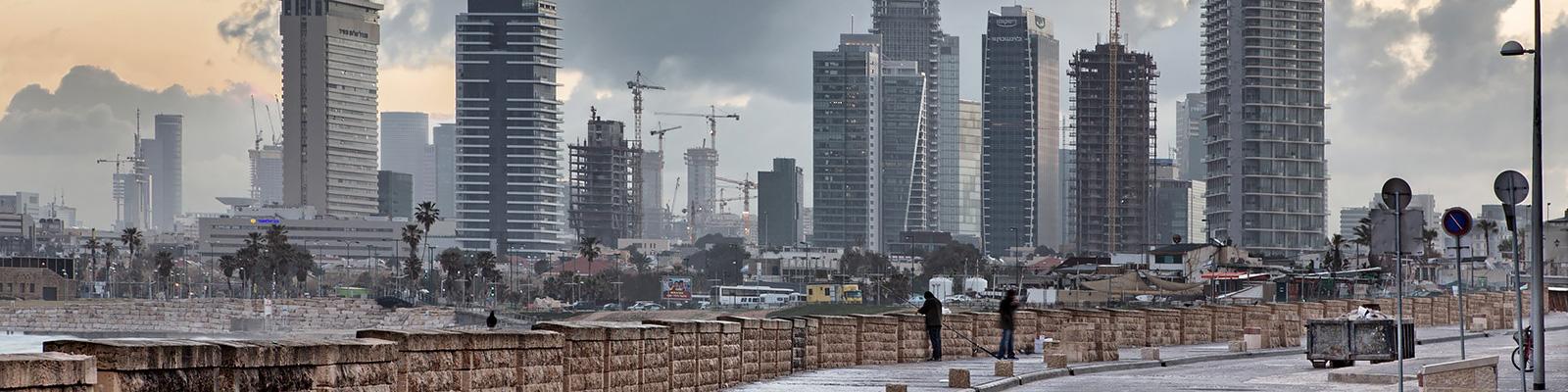 イスラエル 市街地 イメージ