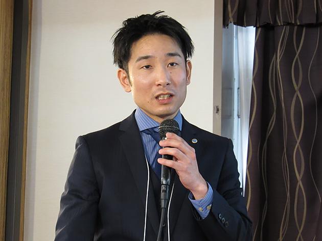 シアン 代表取締役 CEO 岩井隆浩氏