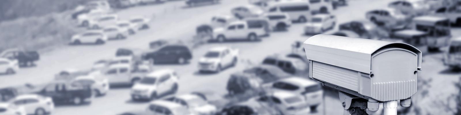 駐車場 監視カメラ イメージ