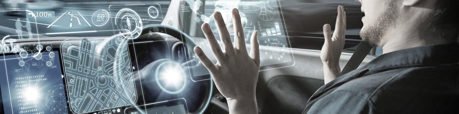 自動運転 未来 イメージ